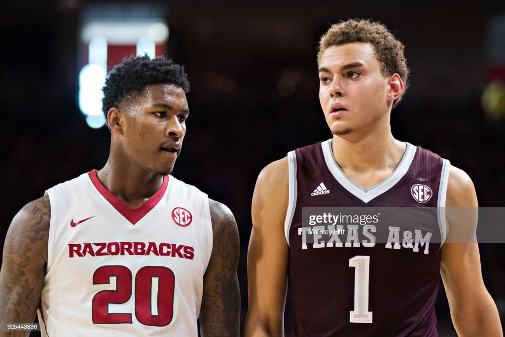 Texas A&M v Arkansas