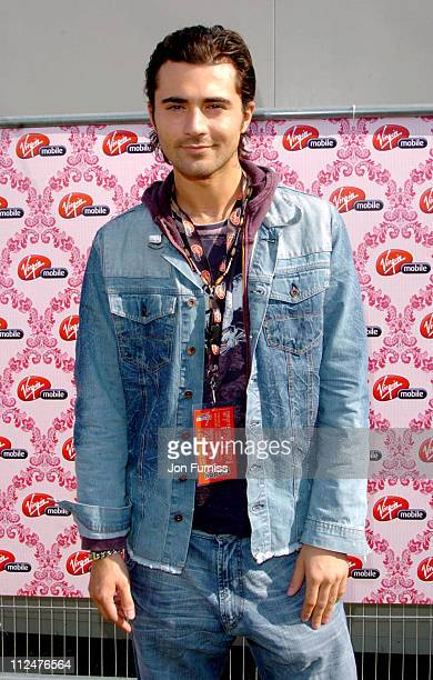 Darius at the Virgin Mobile Louder Lounge V Festival