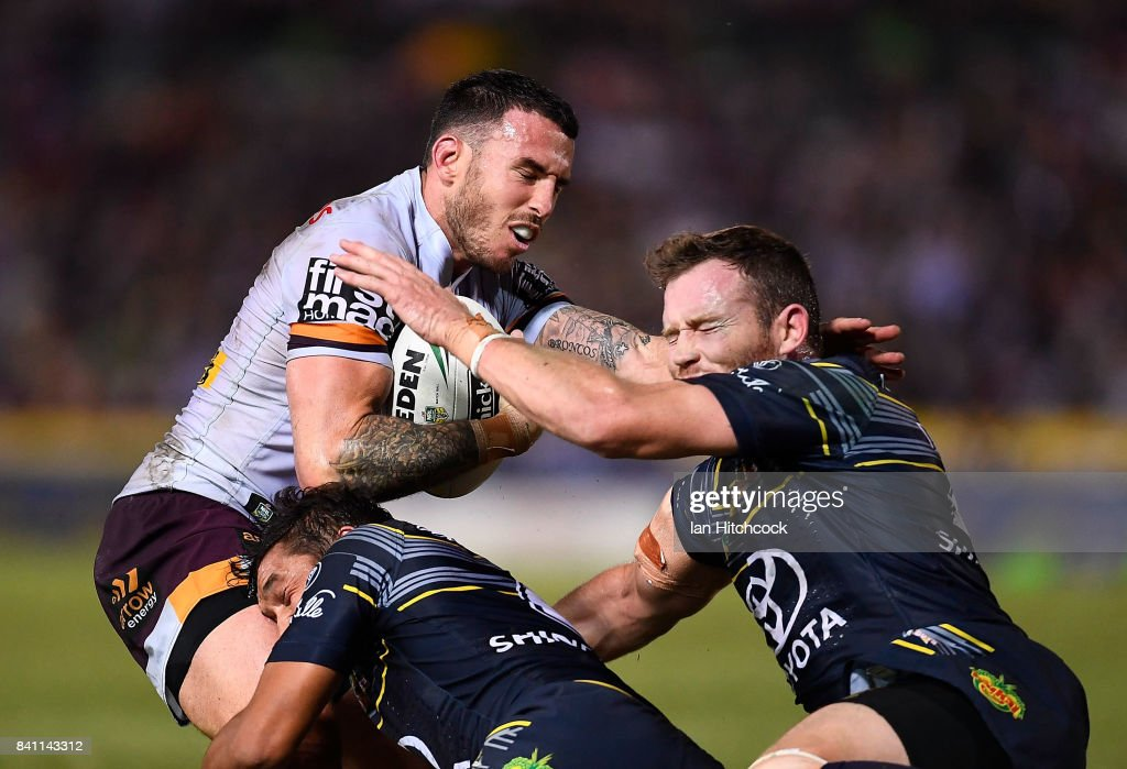 Darius Boyd Photo Gallery