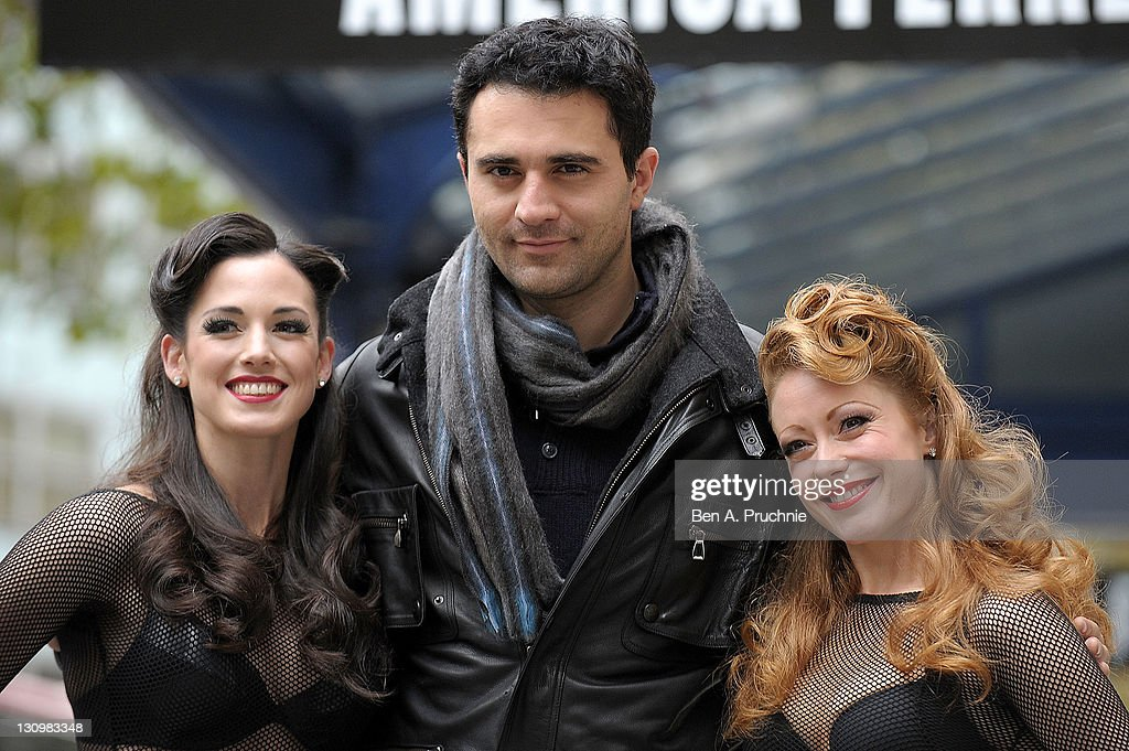 'Chicago' Photocall with America Ferrera and Darius Campbell