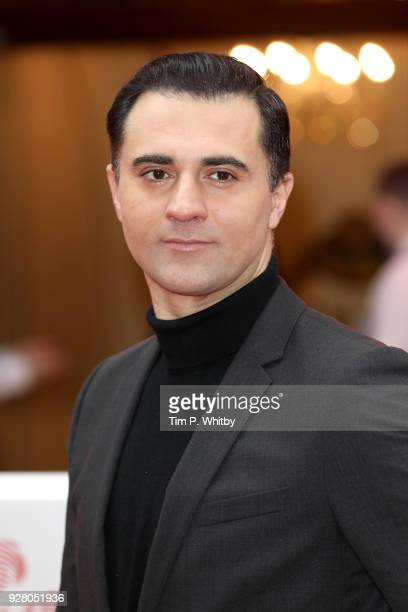 Darius Campbell attends 'The Prince's Trust' and TKMaxx with Homesense Awards at London Palladium on March 6 2018 in London England