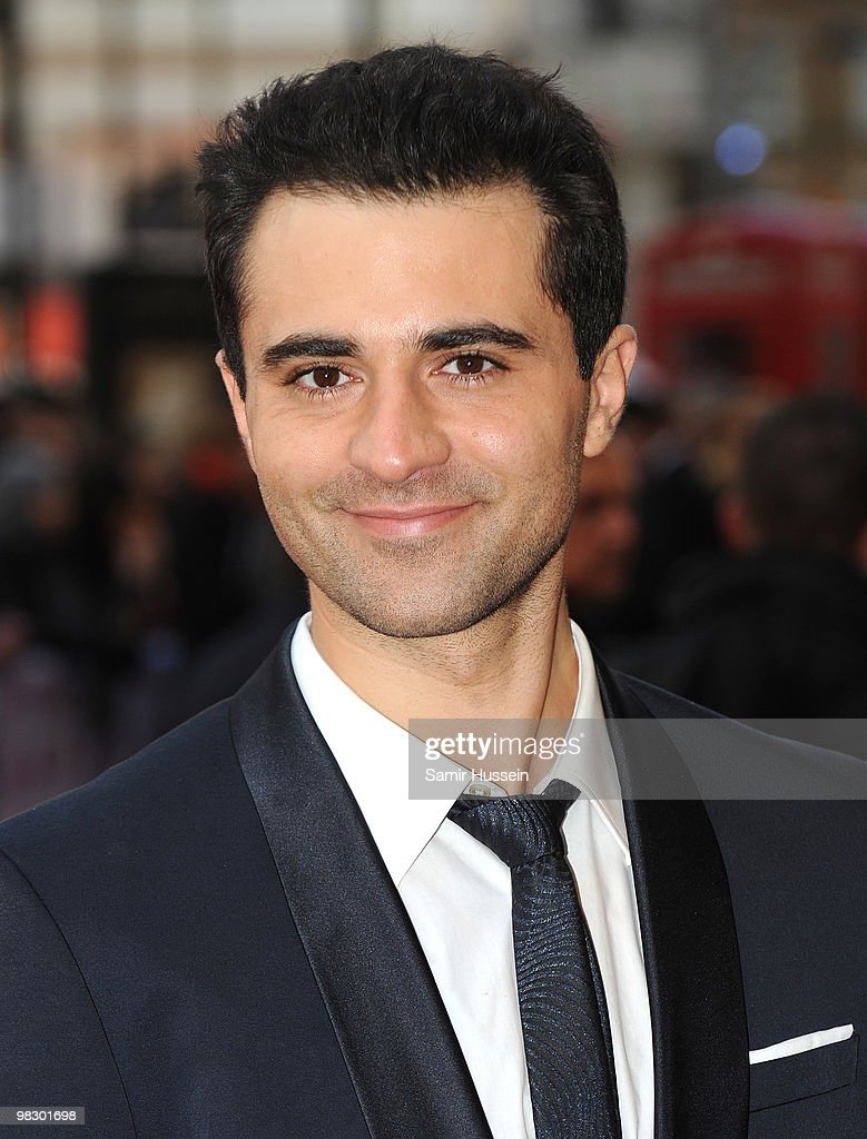 Darius Danesh arrives at The Prince's Trust Celebrate Success Awards, at the Odeon Leicester Square on March 1, 2010 in London, England.