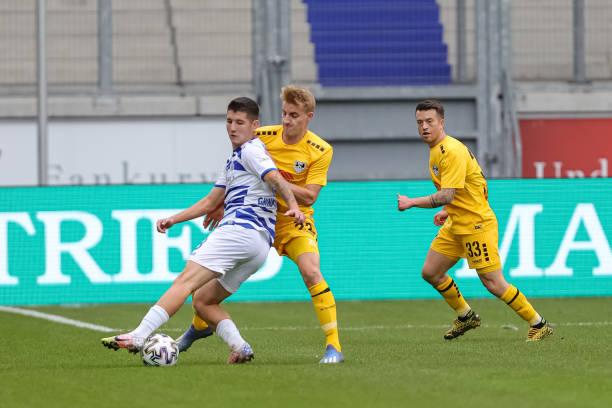 DEU: MSV Duisburg v KFC Uerdingen - 3. Liga