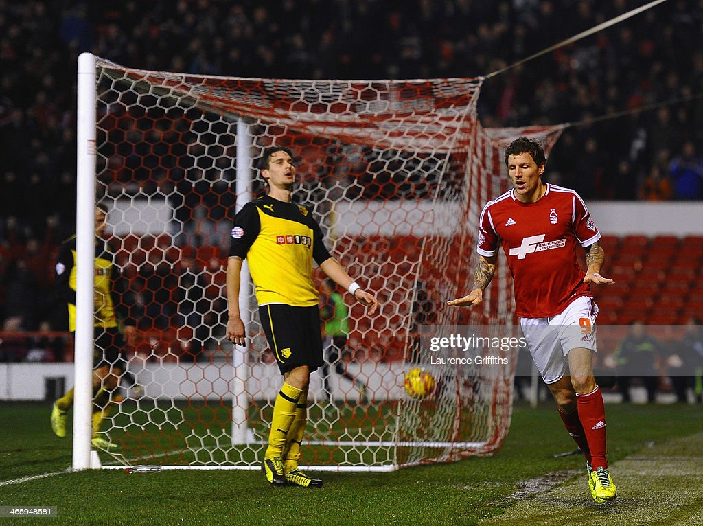 Nottingham Forest v Watford - Sky Bet Championship