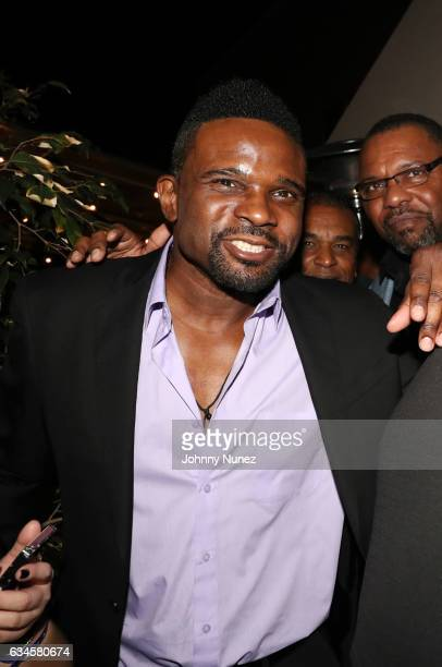 Darius McCrary attends the Annual PreGrammy Reception hosted by Ted Reid at STK on February 9 2017 in Los Angeles California