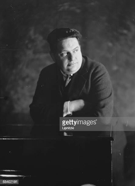 Darius Milhaud French composer