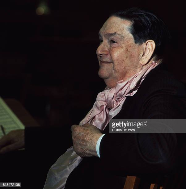 Darius Milhaud the French composer His prolific work includes a jazz ballet symphonies orchestral choral and chamber works