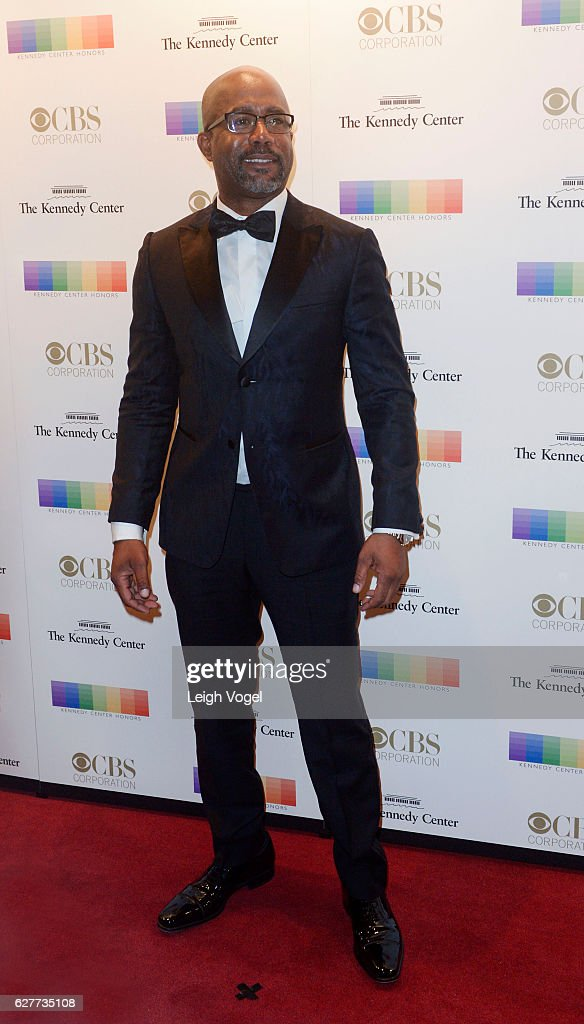Darius Rucker arrives at the 39th Annual Kennedy Center Honors at The Kennedy Center on December 4, 2016 in Washington, DC.