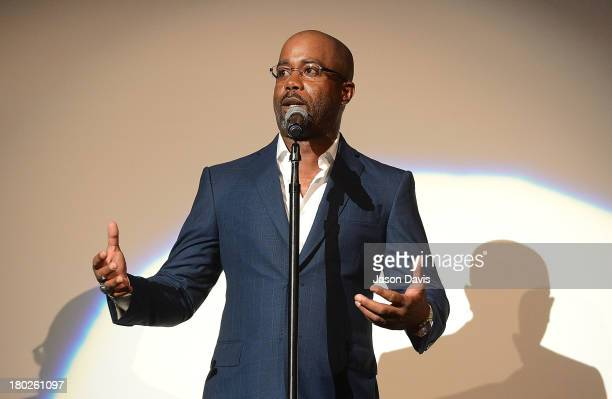 Darius Rucker at the 7th Annual ACM Honors at the Ryman Auditorium on September 10 2013 in Nashville Tennessee
