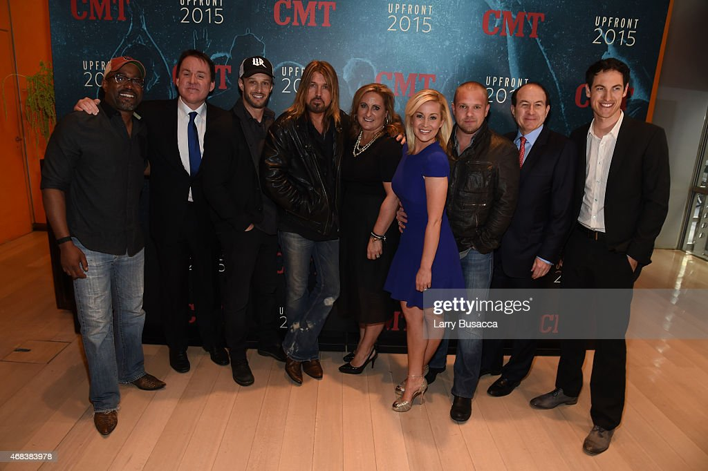 The Annual 2015 CMT Upfront