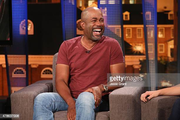 Darius Rucker is a guest panelist on an allnew episode of 'The Josh Wolf Show' June 24 2015 in Los Angeles California The show premieres Sunday June...