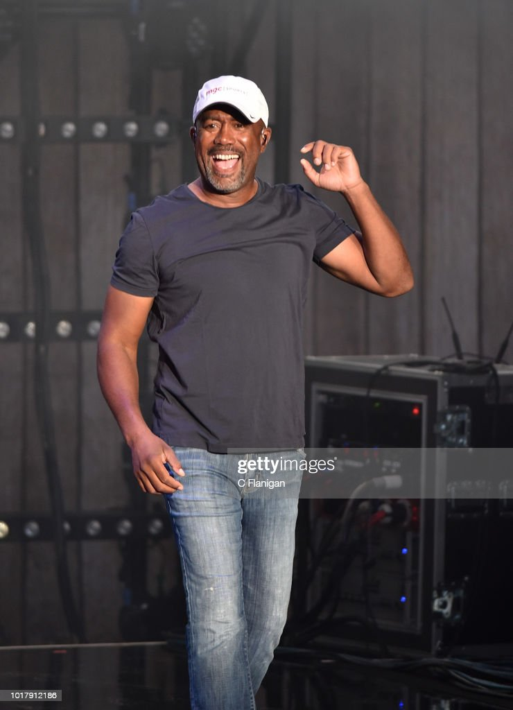 Lady Antebellum & Darius Rucker In Concert - Mountain View, CA