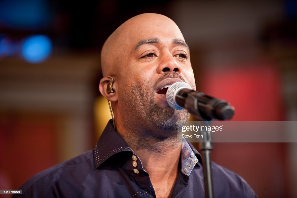 AMERICA - Darius Rucker will perform on GOOD MORNING AMERICA, on Christmas Day, FRIDAY, DEC. 25 (7:00am-9am, ET) on the ABC Television Network. GM09 (Photo by Steve Fenn/ABC via Getty Images) DARIUS