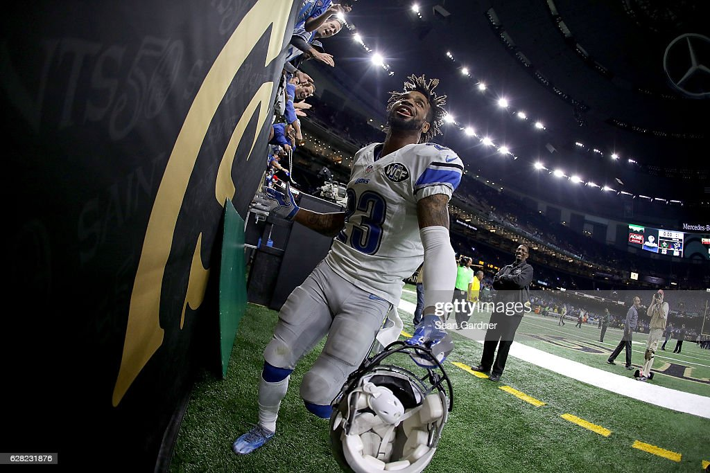 Detroit Lions v New Orleans Saints : News Photo