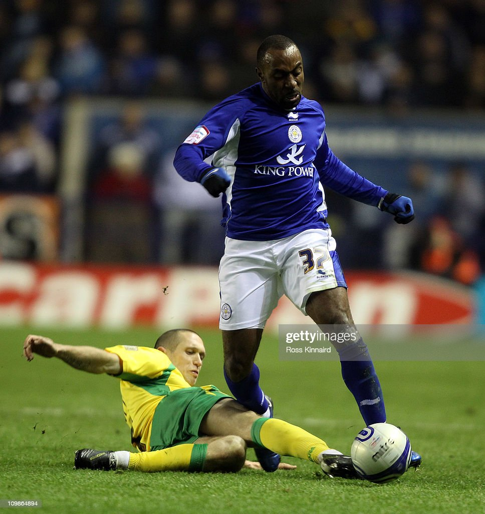 Leicester City v Norwich City - npower Championship