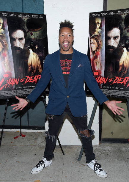 """CA: Cleopatra Entertainment's """"Chain Of Death"""" Los Angeles Premiere"""