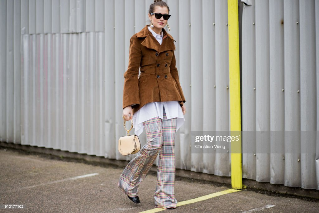 Street Style Day 3 - Copenhagen Fashion Week A/W 18