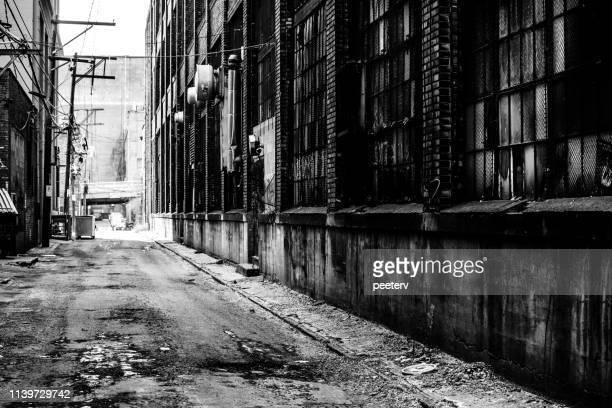Dark alley - Strip District, Pittsburgh, PA