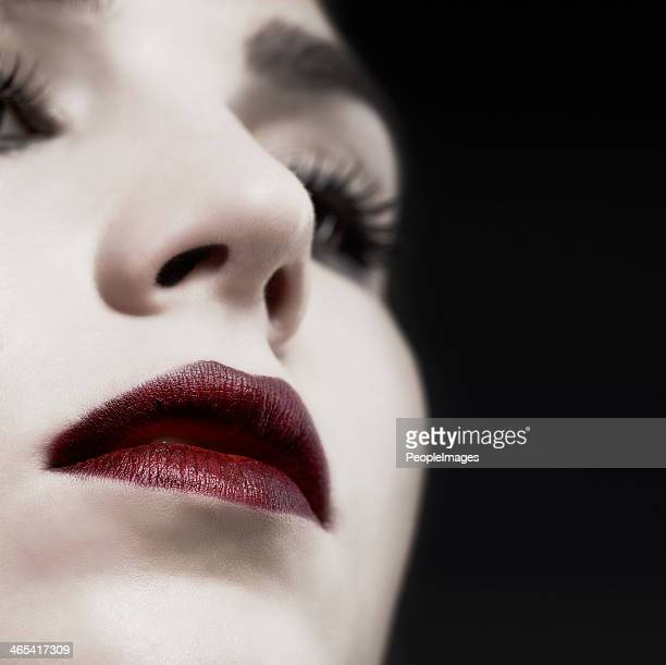 Dark and Mysterious - Gothic Beauty