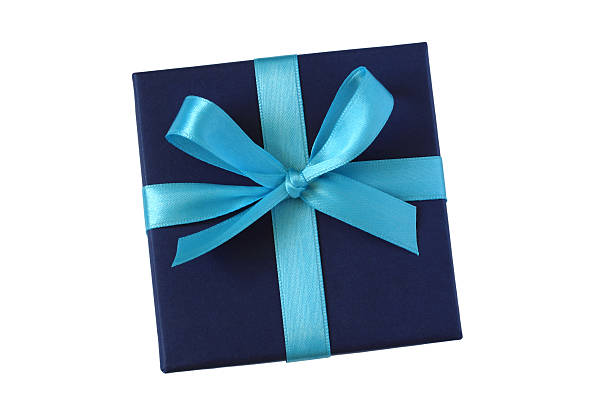 Free gift box images pictures and royalty free stock photos dark blue gift box with ribbon bow negle Choice Image