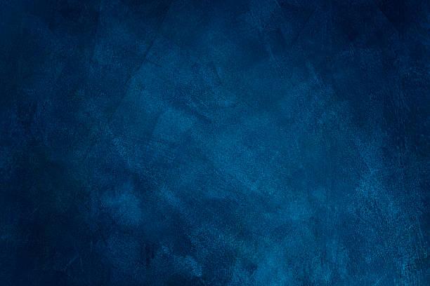 Blue Grunge Background: Dark Blue Grunge Background Fine Art Prints