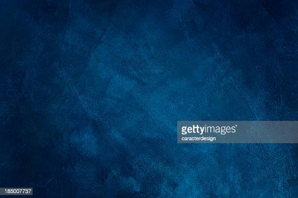 dark blue grunge background - elegantie stockfoto's en -beelden