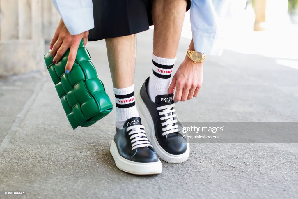Street Style - Berlin - July 31, 2020 : ニュース写真