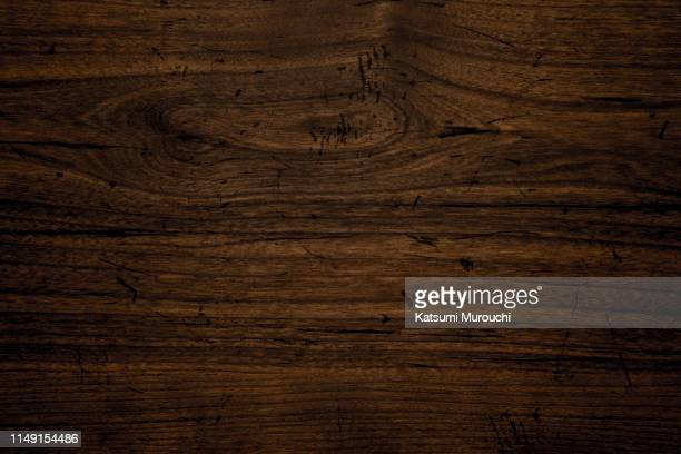 dark brown wood board texture background - brown stock pictures, royalty-free photos & images