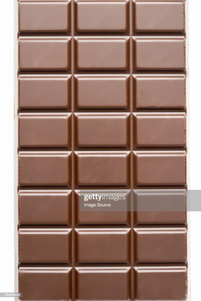 Dark chocolate : Stock Photo