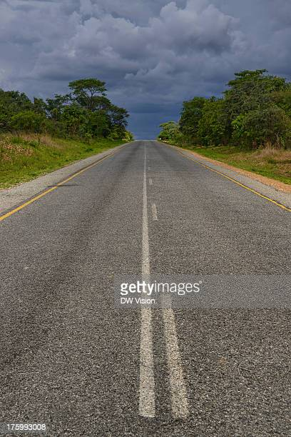CONTENT] Dark clouds on the horizon on this road in Zambia Luckily this was actually behind us Funnily enough the clouds were only dark and this in...