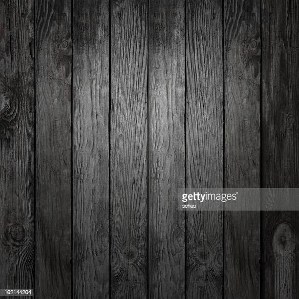 Dark colored wooden wall background