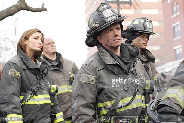 FIRE A Dark Day Episode 218 Pictured David Eigenberg as Christopher Herrmann Charlie Barnett as Peter Mills