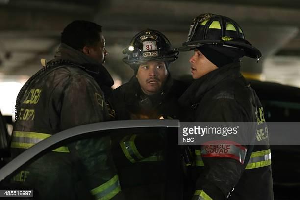 FIRE A Dark Day Episode 218 Pictured Eamonn Walker as Chief Wallace Boden Joe Minoso as Joe Cruz Charlie Barnett as Peter Mills
