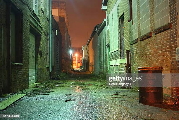 Dark Empty Alley
