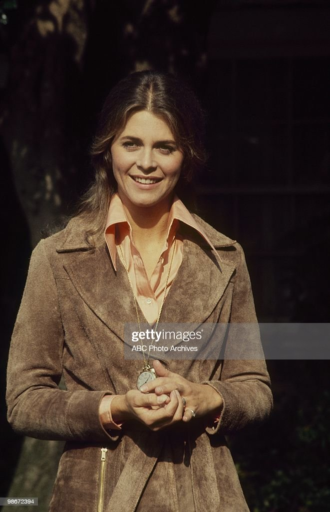 LINDSAY WAGNER : News Photo