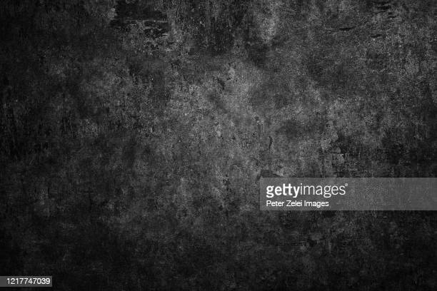 dark gray grunge texture - weathered textures stock pictures, royalty-free photos & images