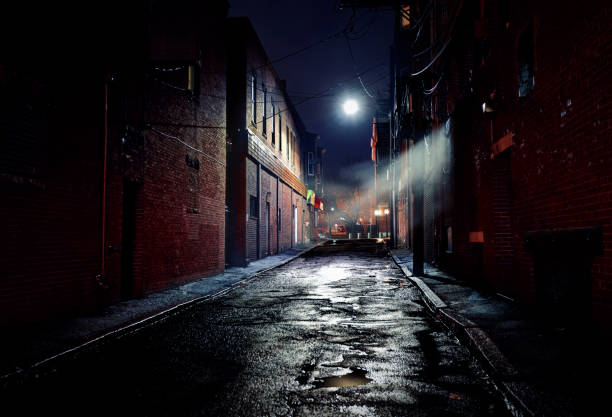 Erlangga C. Prakoso - The Alley