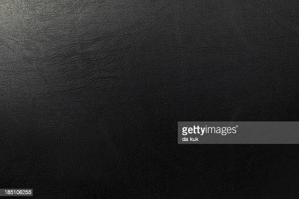 dark leather texture - black colour stock pictures, royalty-free photos & images