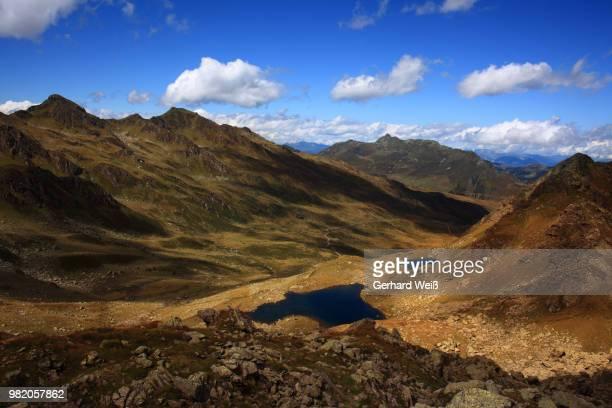 Dark Mountain Lakes