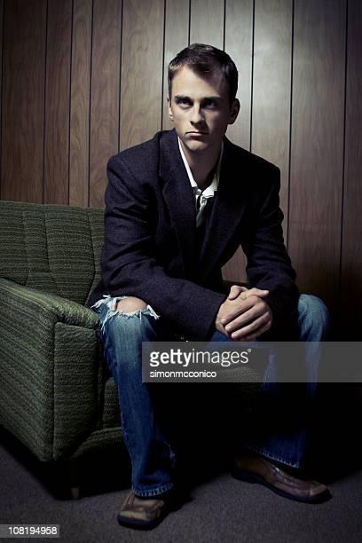 Portrait de sombre