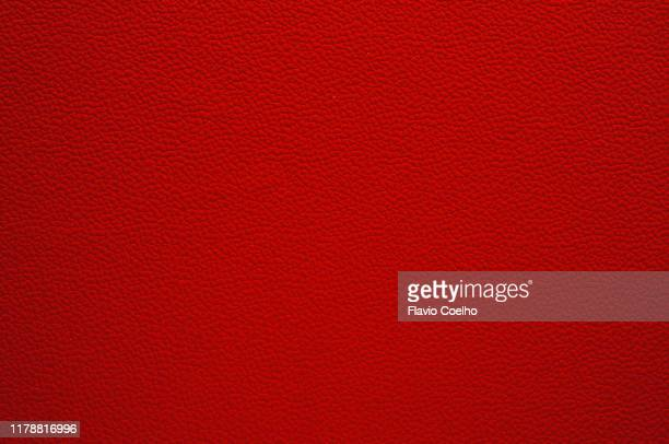 dark red synthetic leather - leather stock pictures, royalty-free photos & images