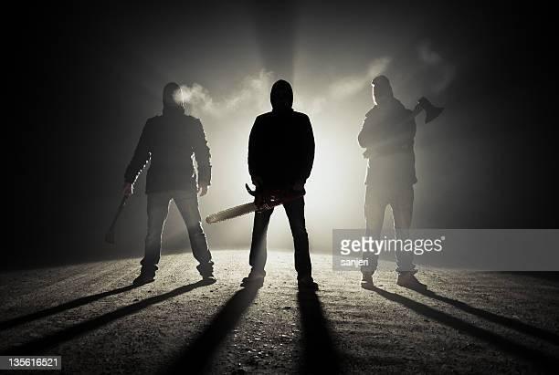 Dark roadside killers