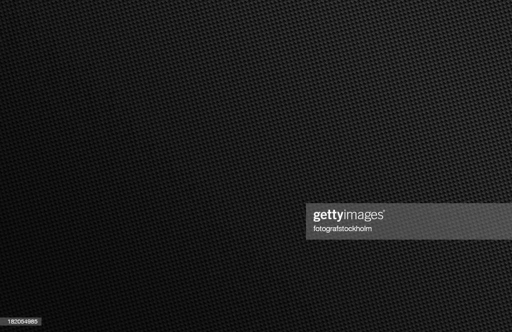 Dark serious carbon fiber background : Stock Photo
