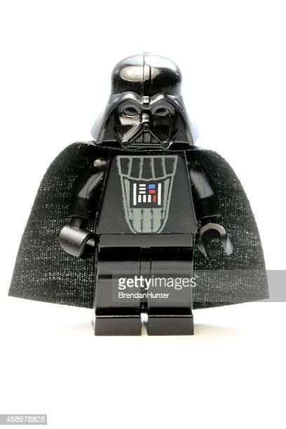dark side - lego star wars photos et images de collection