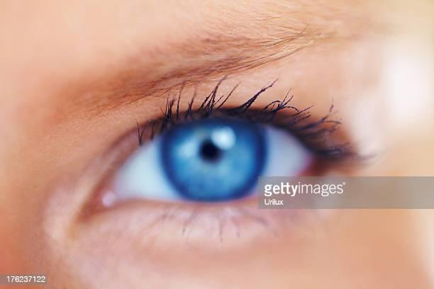 Dark, thick and lush eyelashes - Cosmetics