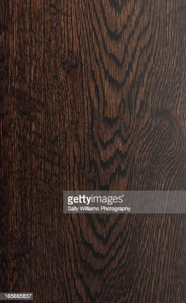 dark wooden surface - oak wood material stock photos and pictures