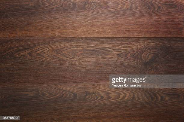 dark wooden texture - table - fotografias e filmes do acervo