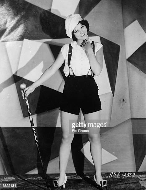 Darkhaired American actress Lillian Roth whose traumatic life story was filmed as 'I'll Cry Tomorrow'