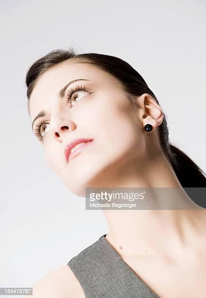 Dark-haired woman