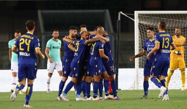 ITA: Hellas Verona v FC Internazionale - Serie A